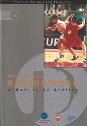 Regras oficiais de Basquetebol e manual do Árbitro