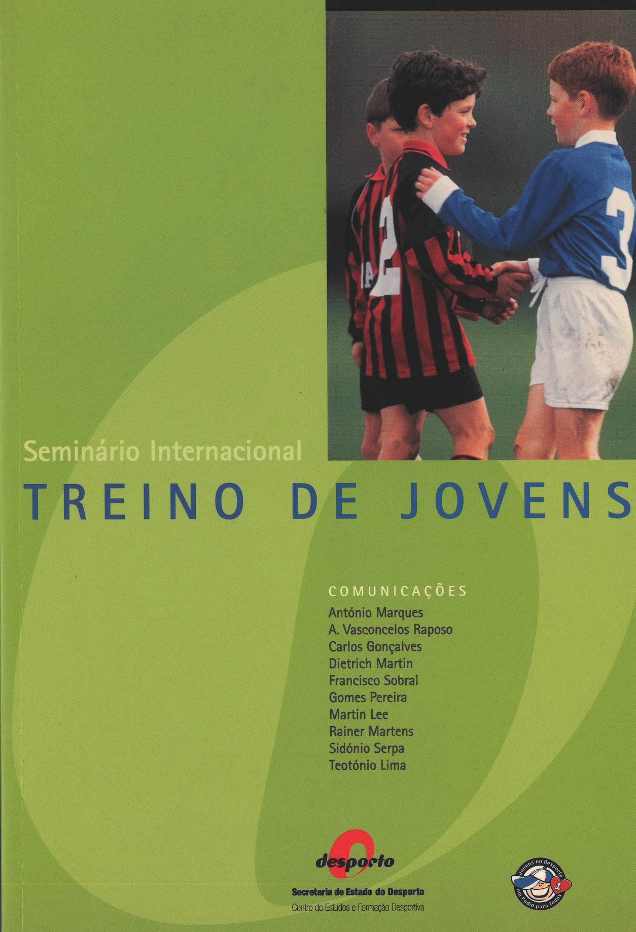 Seminário Internacional - Treino de jovens (Lisboa, Outubro, 1998)