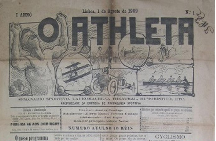 O Sport e a Imprensa Desportiva em Portugal 1865 1912