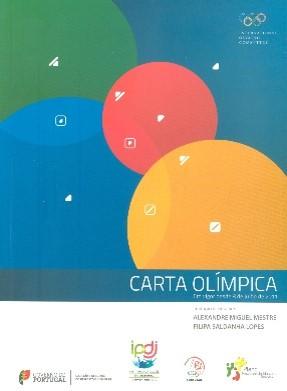 Carta olímpica : em vigor desde 8 de julho de 2011