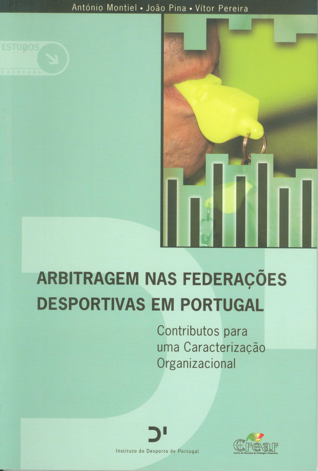 Arbitragem nas Federações Desportivas em Portugal