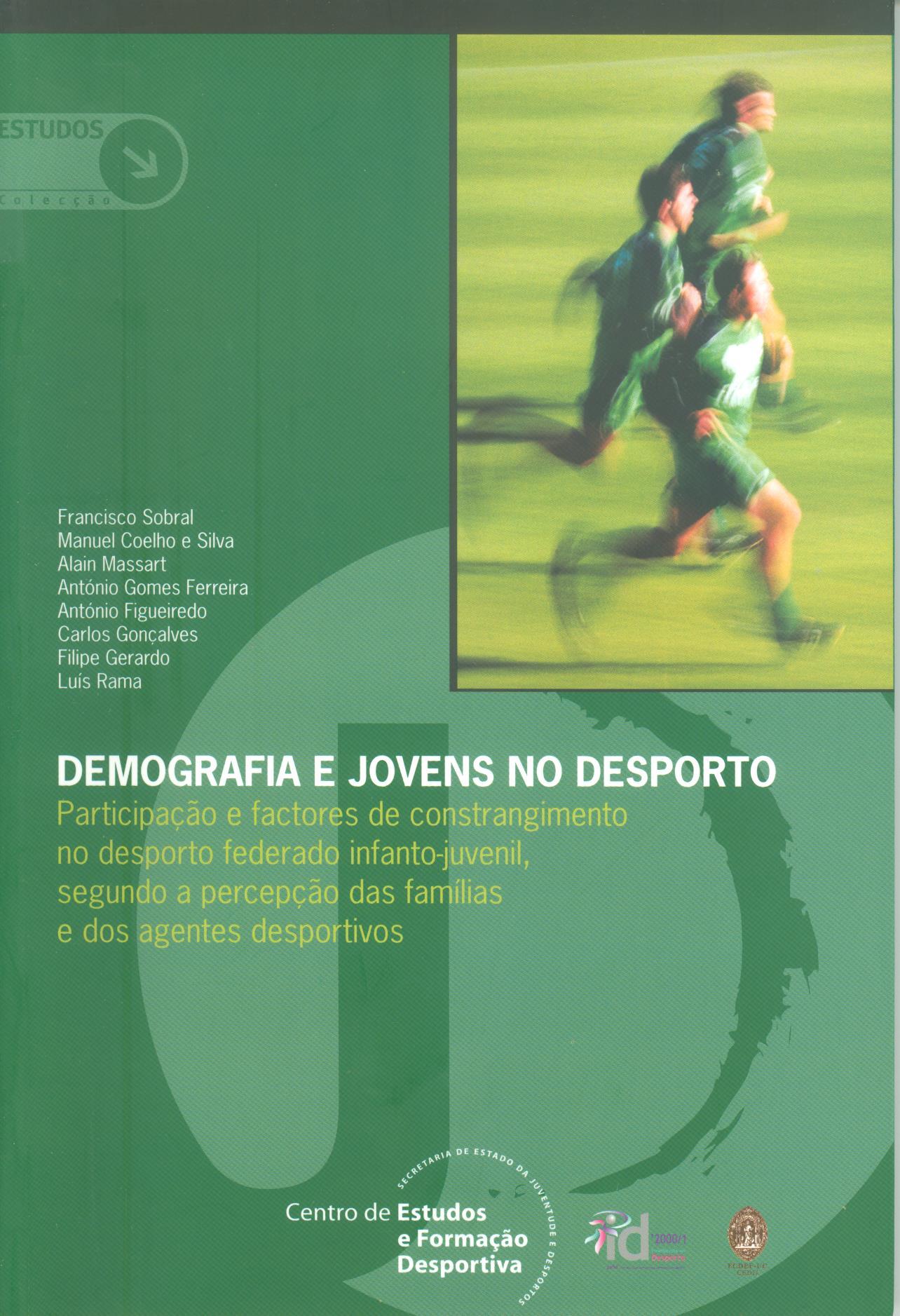 Demografia e Jovens no Desporto
