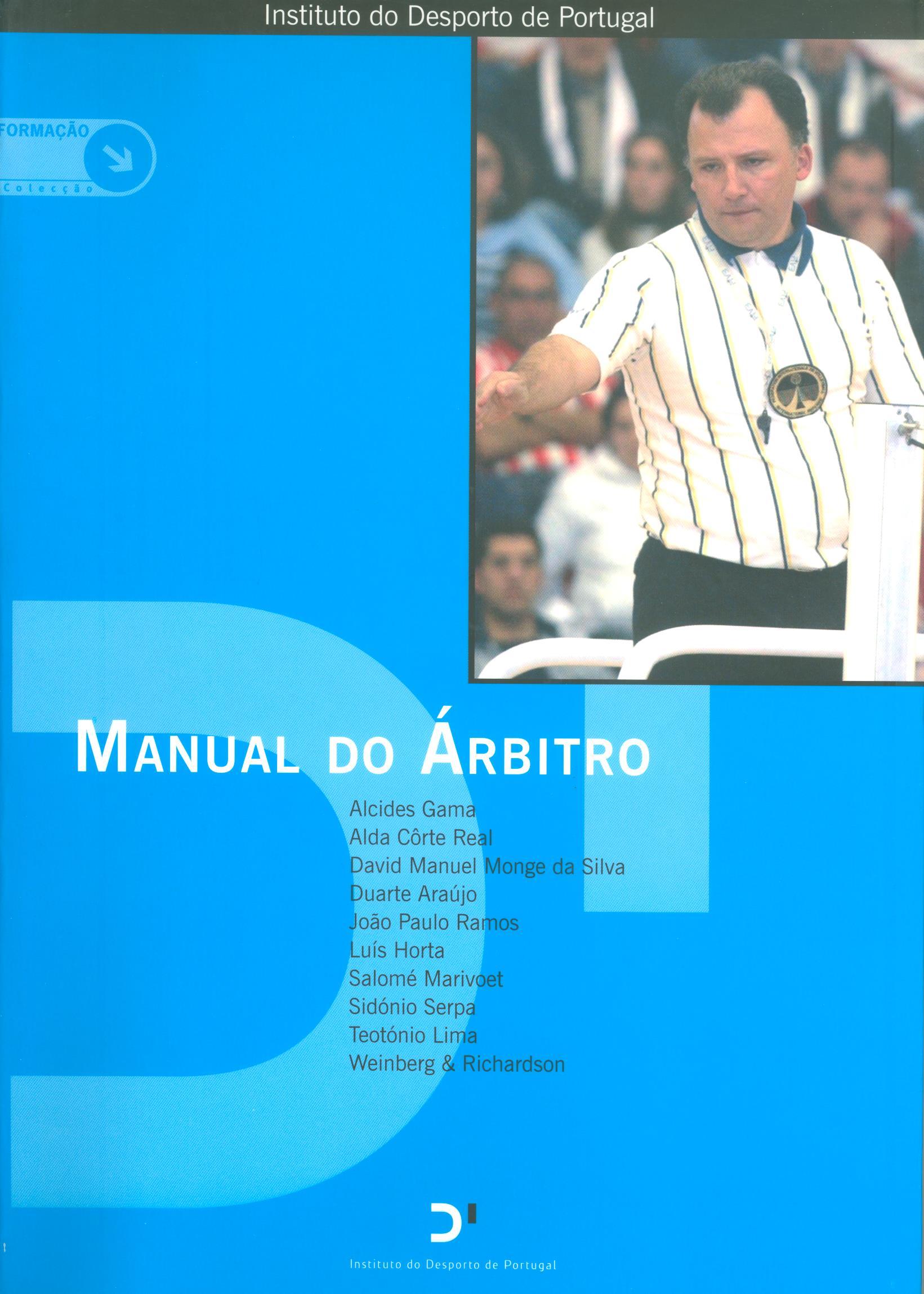 Manual do Árbitro