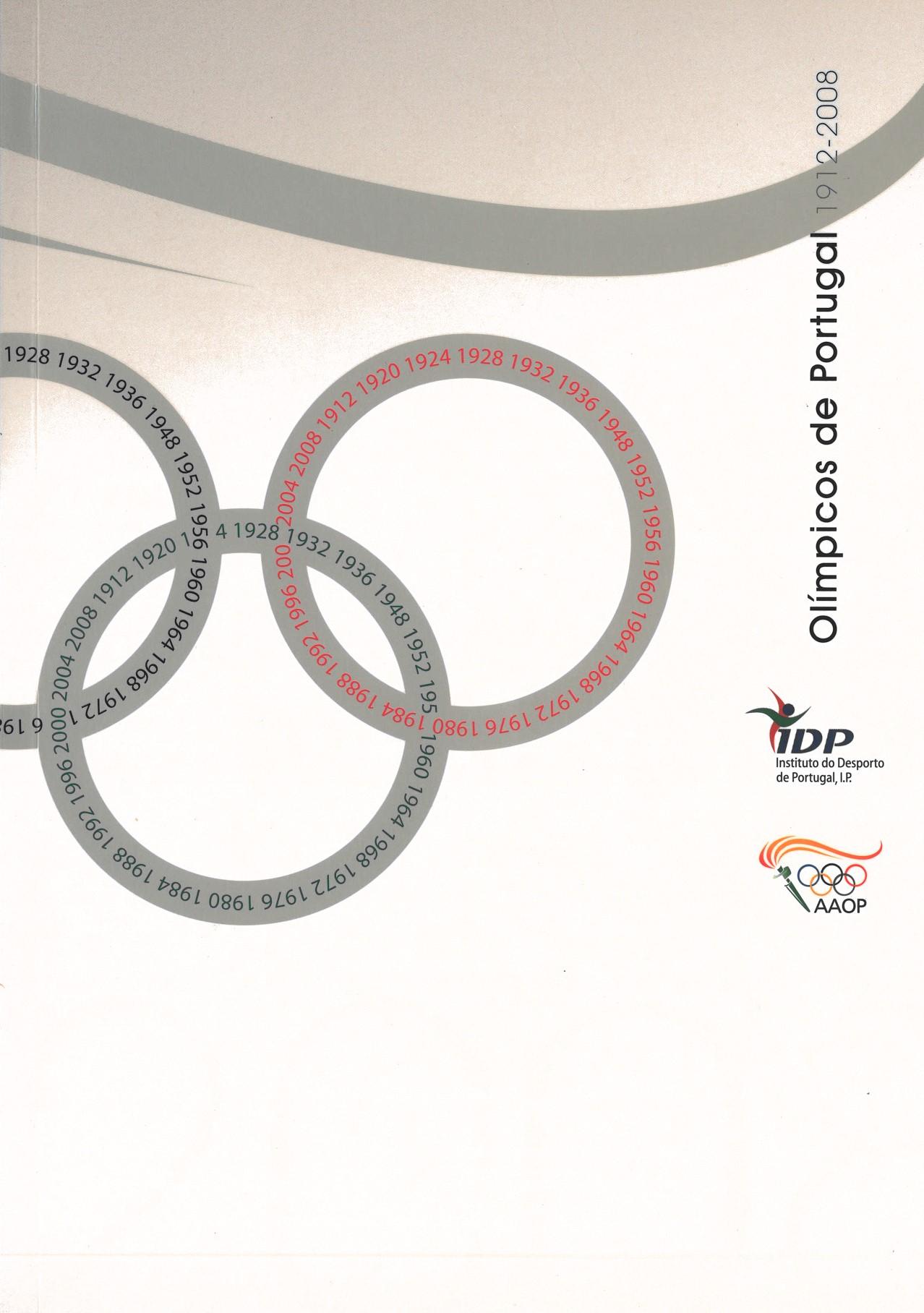 Olímpicos de Portugal, 1912-2008