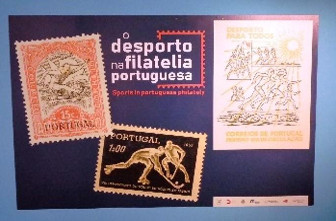 O Desporto na Filatelia Portuguesa