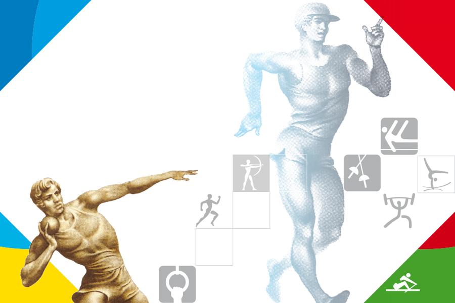 Exposição As Modalidades Olímpicas